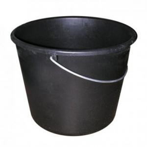 Ведро строительное круглое, пластмассовое, 16л