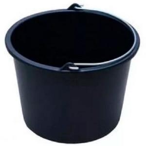 Ведро строительное круглое, пластмассовое, 20л