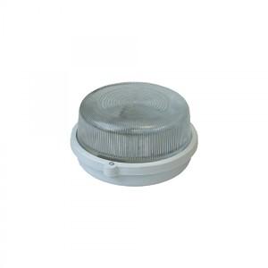 Светильник НБП01-60-033, со стеклом, белый