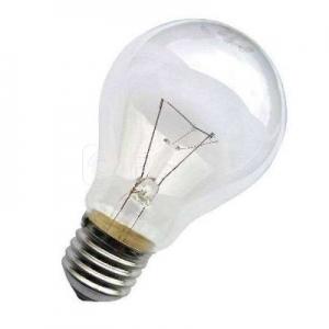 Лампа накаливания Б 95Вт E27 (верс.) Лисма