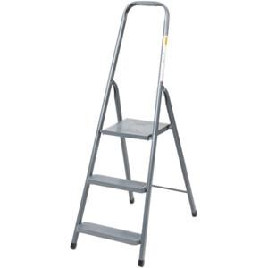 Лестница-стремянка, 3 ступней, стальная, вес 3,7 кг
