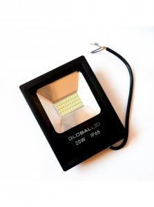 Прожектор LED LFL1-20 20W (с драйвером) Sirius