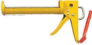 Пистолет для герметика, 225 мм, полукорпусной
