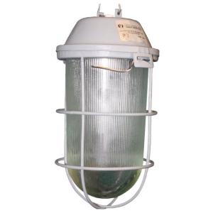 Светильник НСП 02-200-002 IP 52 корпус серый с решеткой ГУ, ЭЛЕТЕХ (1/4шт)