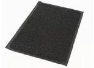 Коврик резиновый Лапша 40*60 коричневый