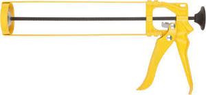 Пистолет для герметика, 225 мм, скелетный усиленный