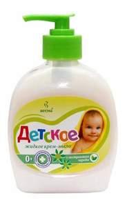 Жидкое мыло Детское 0+