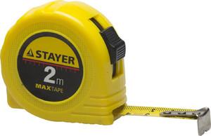 """Рулетка STAYER """"STANDARD"""", 2х16мм"""