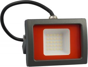 Прожектор светодиод. PFL-SC 10Вт 6500К IP65 мат.стекло JazzWay 4895205004863