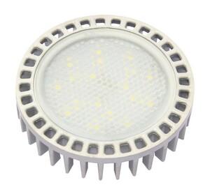 Лампа светодиод. PLED-ECO-GX53 4.4Вт 3000K Frost 330лм JazzWay