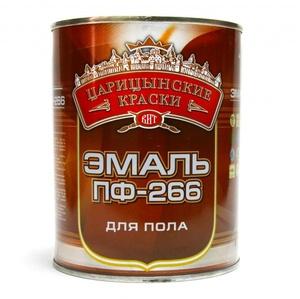 Эмаль для пола кр кор 1,8 кг  DEKOR  Кубанские Краски