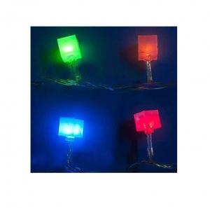 """Гирлянда светодиодная """"Кубики"""" ULD-S0700-050/DTA MULTI IP20 CUBES-1 с контроллером 50LED 7932"""