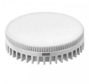 Лампа светодиодная LED GX53 6Вт 2700К Gauss LD1080088106