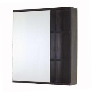 """Шкаф навесной """"Боско-65"""" с зеркалом, бел./венге"""