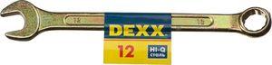 Комбинированный гаечный ключ 12мм, DEXX
