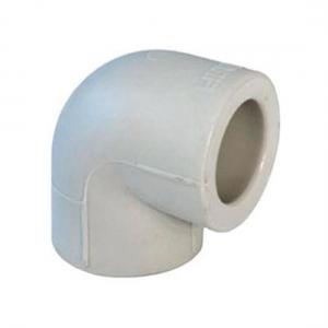 Отвод ППР 90° белый 32 Jakko (25шт в упак)