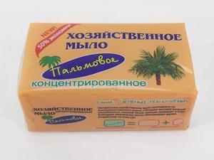 Мыло хозяйственное АИСТ пальмовое 200г/48