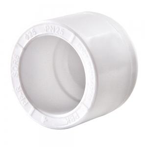 Заглушка ППР белый 25 Jakko (50 шт в упак)