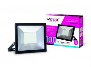 Прожектор СДО 2-100 100W светодиодный 6500К 8000ЛМ IP65