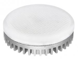 Лампа светодиод. PLED-ECO-GX53 6Вт 5000K FROST 460лм JazzWay 4897062852007