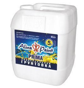 Грунтовка Alina Paint Prima, 5кг (универсальная)