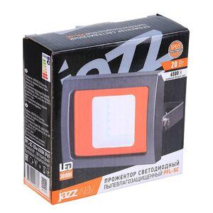 Прожектор светодиод. PFL-SC 20Вт 6500К IP65 мат.стекло JazzWay 4895205004887