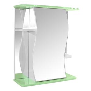 """Шкаф навесной """"Венеция-60""""  зеленый без подсветки (ПВХ)"""
