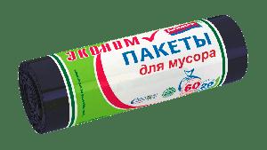 Пакеты д/мусора Avikomp эконом 60л 20шт/35 черные