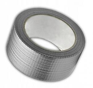 Лента клейкая армированная, TPL, клей-синтетический каучук, 48мм*10м