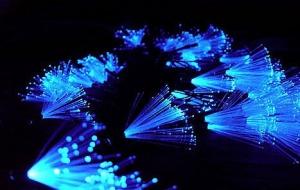 """Электрогирлянда декор. """"Метелочки"""" 5.4м 40LED IP20 мультиколор Космос KOC_GIR40LED_RGB"""