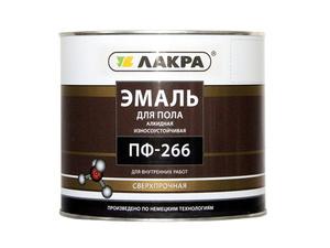 Эмаль Раскрас алкю д/пола Красно -корич. 2,8кг №11451