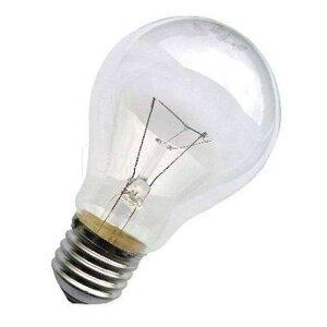 Лампа накаливания Б 60Вт E27 (верс.) Лисма