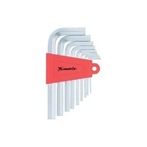 Ключ имбусовый HEX, 7мм, CrV // MATRIX