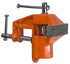 Тиски, 60 мм, крепление для стола// SPARTA