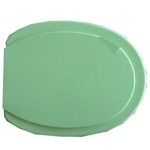 Сиденье для унитаза салатовое, тип 3 ИНКОЭР