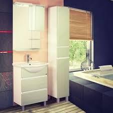 Шкафы, пеналы и зеркала для ванных комнат