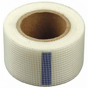 Серпянка стеклотканевая самоклеящаяся сетчатая армирующая лента, лавсан, 100мм*20м
