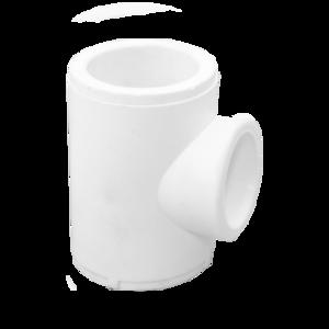 Тройник ППР белый 40 Jakko(10шт в упак)