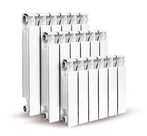 Радиатор алюминиевый (1 секц.) 500х100 Ferroli