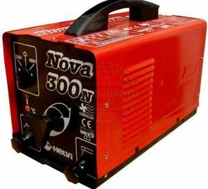Сварочный аппарат Helvi Nova 300N turbocar,99200086, эл.дуговая сварка, 230/400В, 60%-4.6кВт, 45-250