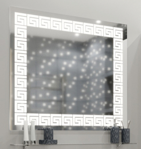 "Зеркало ""ИСИДА-65"" с подсветкой"