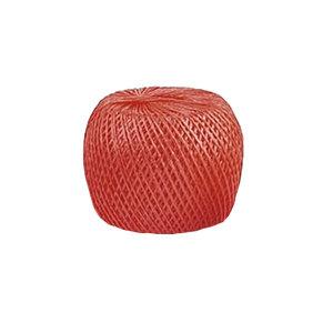 Шпагат ЗУБР многоцелевой полипропиленовый, красный, 1200текс, 500м