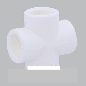 Крестовина ППР белый 25 Jakko (20шт в упак)