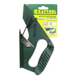 """Нож KRAFTOOL для напольных покрытий, тип """"А02"""", 18мм"""