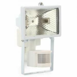 Прожектор 94 608 NFL-SH1-150-R7s/WH (ИО 150вт бел. с датчиком движ.) 4607136946088