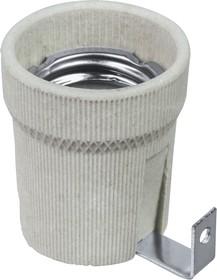 Патрон керамический с держателем Е27 71 619 NLH-CL-H-E27