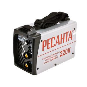 Сварочный аппарат Ресанта САИ 220К (компакт)