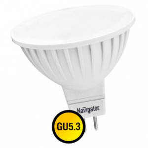 Лампа светод. Navigator 94 263 NLL-MR16-5-230-3K-GU5.3