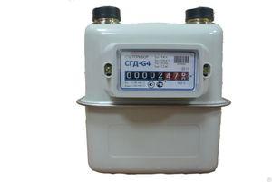 Мембранный газовый счетчик G4С