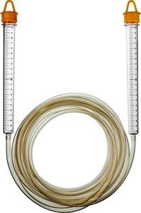 Гидроуровень Stayer Master с усиленной измерительной колбой большого размера, L 25 м, D 6 мм,